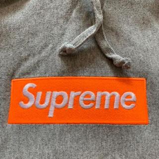 Supreme - Supreme Box Logo Hooded Sweatshirt 17AW