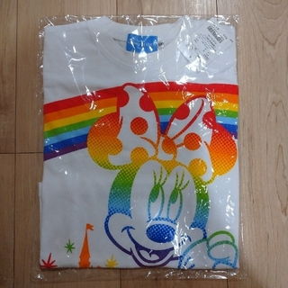 Disney - Disny ディズニーリゾート ミニー Tシャツ 120センチ