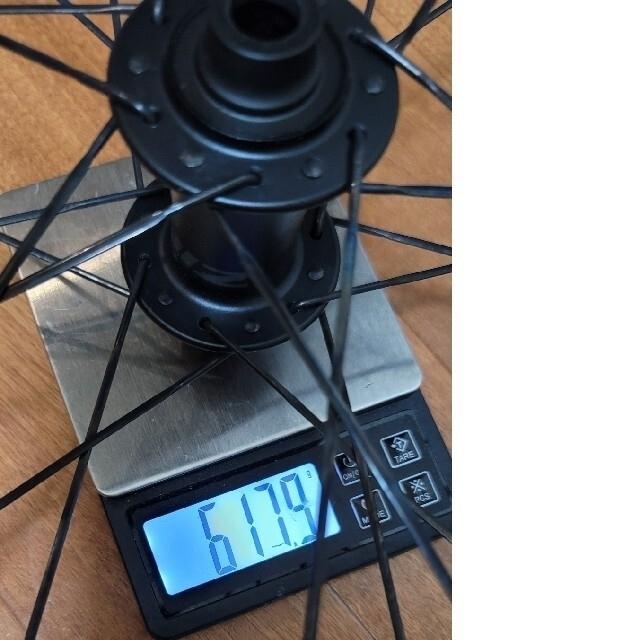 ZIPP  303 DISC チューブレス ホイール ディスク スポーツ/アウトドアの自転車(パーツ)の商品写真