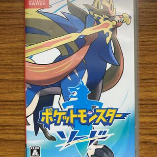 Nintendo Switch - ポケットモンスター ソード