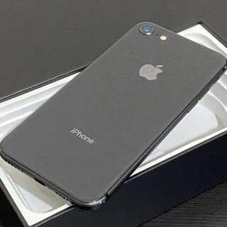 アイフォーン(iPhone)の訳あり|iPhone 8 64gb|最大容量96%|国内版SIMフリー(スマートフォン本体)