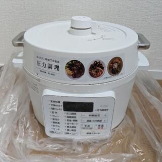 アイリスオーヤマ - アイリスオーヤマ 圧力鍋 2.2L