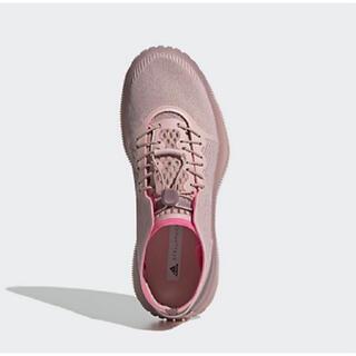 アディダスバイステラマッカートニー(adidas by Stella McCartney)のアディダスバイステラマッカートニーPureBOOSTTRAINER S. US6(スニーカー)