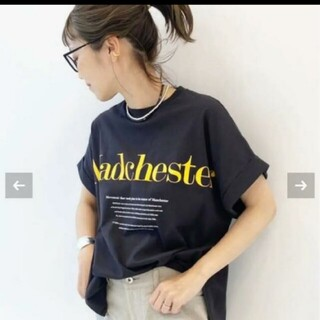 Plage - ジェーンスミス】SP MADCHESTER PRINT Tシャツ
