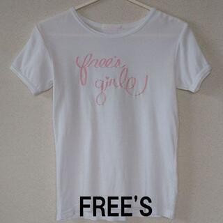 フリーズ(Free's)の★格安 美品!!FREE'S(フリーズ) Tシャツ★(Tシャツ(半袖/袖なし))