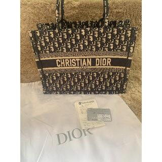 Christian Dior - dior BOOK トートバッグ