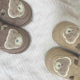 フタフタ(futafuta)のフタくま 靴(スニーカー)