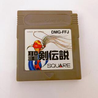 ゲームボーイ(ゲームボーイ)の聖剣伝説 ソフト(携帯用ゲームソフト)