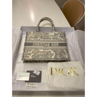 ディオール Dior ブックトートバック スモール