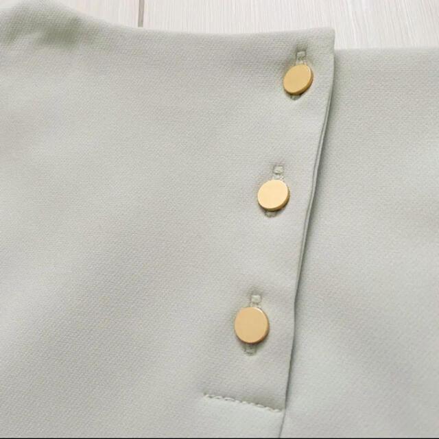 GALLARDA GALANTE(ガリャルダガランテ)のコラージュ ガリャルダガランテ ダブルクロス シャツ ラウンドヘム ブラウス レディースのトップス(シャツ/ブラウス(長袖/七分))の商品写真