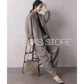 FREAK'S STORE - *美品* フリークスストア ビッグシルエット スタプレセットアップ