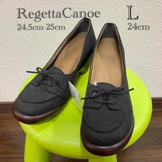 リゲッタカヌー(Regetta Canoe)の新品 未使用 リゲッタカヌー Lサイズ パンプス 24cm〜25cm(ハイヒール/パンプス)
