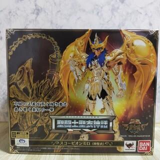 BANDAI - 聖闘士聖衣神話EX スコーピオン ミロ 神聖衣