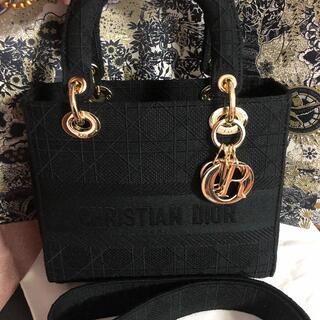 ディオール(Dior)のLADY D-LITE ミディアムバッグ(ショルダーバッグ)