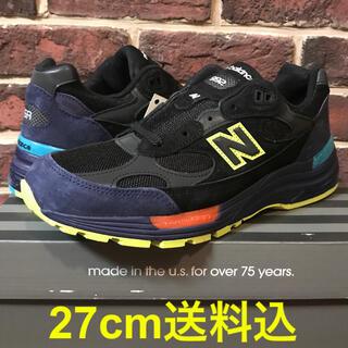 ニューバランス(New Balance)のNew Balance M992LT US9 27cm ニューバランス 送料込(スニーカー)