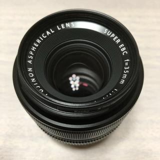 富士フイルム - 【美品】FUJIFILM XF35mm F1.4 R