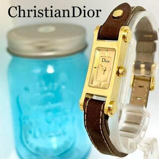 67 クリスチャンディオール時計 レディース腕時計 アンティーク ゴールド 希少