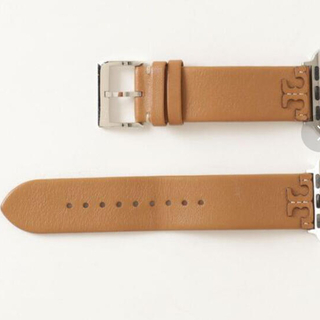 Tory Burch - 超美品 トリーバーチ Apple Watch バンド ベルト レザー