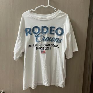 ロデオクラウンズワイドボウル(RODEO CROWNS WIDE BOWL)のロデオクラウンズトップス(Tシャツ(半袖/袖なし))