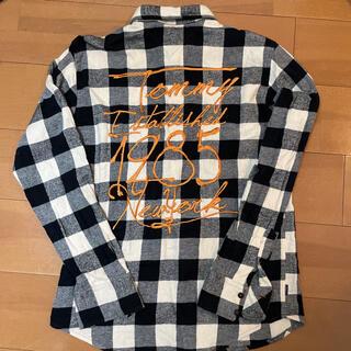 トミー(TOMMY)のtommy 秋用チェックシャツ(シャツ)