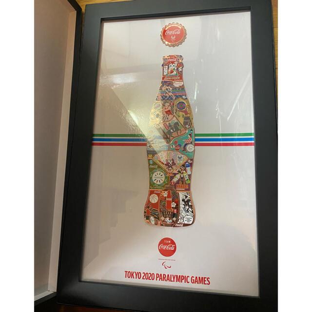 コカ・コーラ(コカコーラ)のコカコーラ デイピンコンプリートセット パラリンピック エンタメ/ホビーのアニメグッズ(バッジ/ピンバッジ)の商品写真