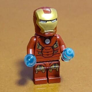 レゴ(Lego)のレゴ★スーパー・ヒーローズ ミニフィグ アイアンマン 美品 人気 激レア(その他)