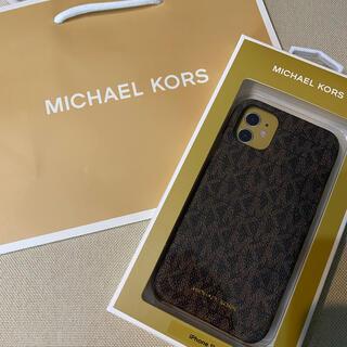 マイケルコース(Michael Kors)のマイケルコース iPhoneケース11(iPhoneケース)