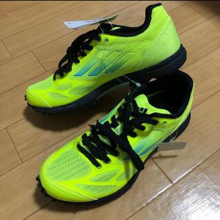 adidas - 【 タグ付き 未使用】adizero feather RK2 23cm