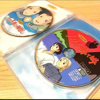 ジブリ - ジブリ:千と千尋の神隠し+ハウルの動く城 特典DVD2つセット 本編視聴可能‼️