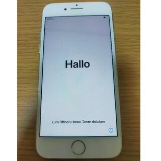 iPhone - iPhone8 64GB SIMフリー シルバー 美品