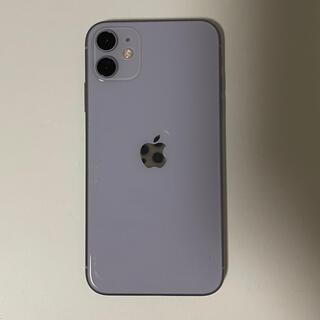 Apple - iPhone11 64gb パープル