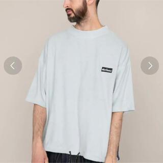 ワイルドシングス(WILDTHINGS)のWILD THINGS×YARD PLUS パイルビックTシャツ(Tシャツ/カットソー(半袖/袖なし))