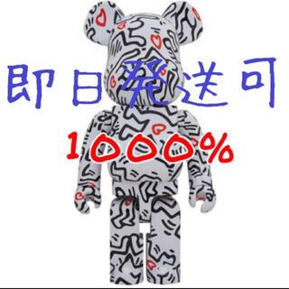 メディコムトイ(MEDICOM TOY)のBE@RBRICK KEITH HARING #8 1000%(その他)