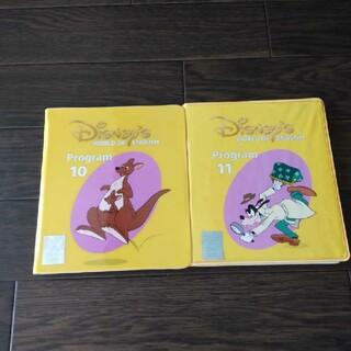 Disney - 美品 DWE メインプログラム DVD 10 11  ディズニー英語 セット