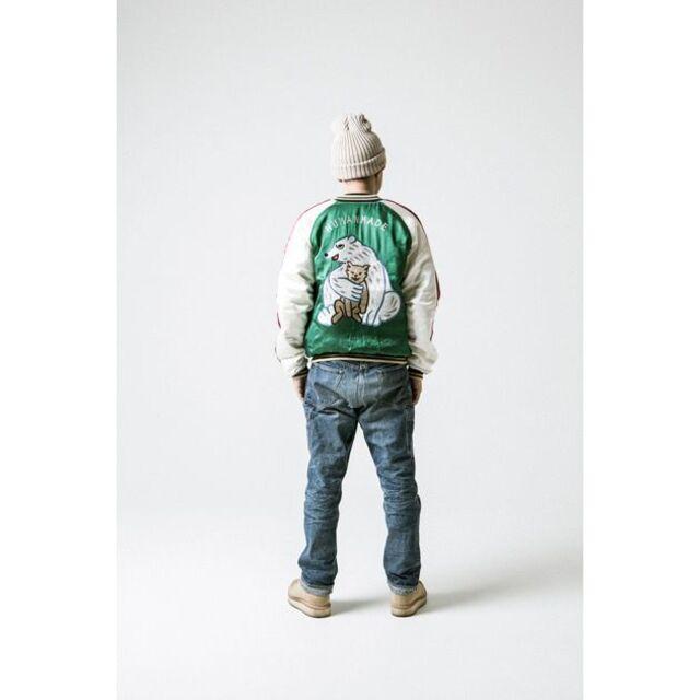 ヒューマンメード  YOKOSUKA ジャケット スカジャン L メンズのジャケット/アウター(スカジャン)の商品写真