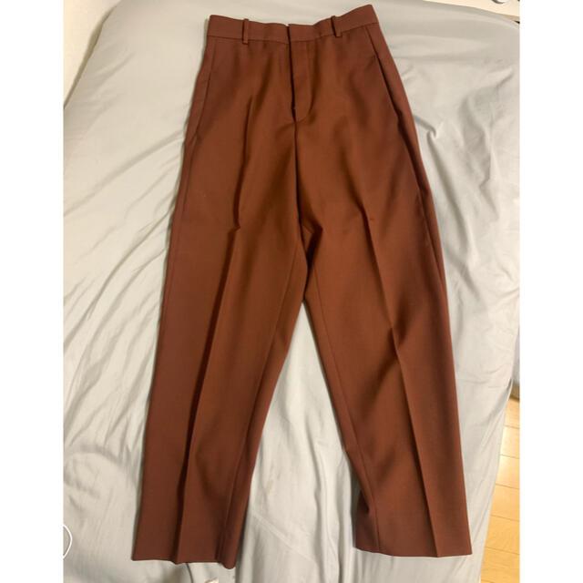 Jil Sander(ジルサンダー)のJIL SANDER 19AW スラックス  メンズのパンツ(スラックス)の商品写真