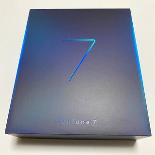ASUS - 新品未開封★ZenFone7 (ZS670KS)ブラック