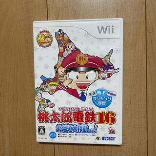 Wii - 桃太郎電鉄16 北海道大移動の巻! Wii