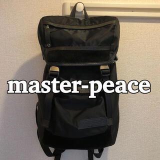 master-piece - 【値下げ中】マスターピース Density リュックサック 黒 バッグパック
