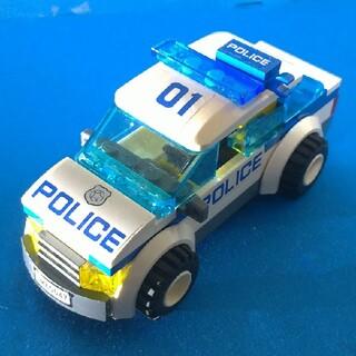 レゴ(Lego)のパトカー LEGO CITY Police Station 60047 (ミニカー)