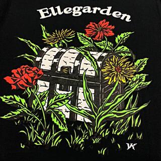 *ELLEGARDEN* エルレガーデン 宝箱 Tシャツ 細美武士