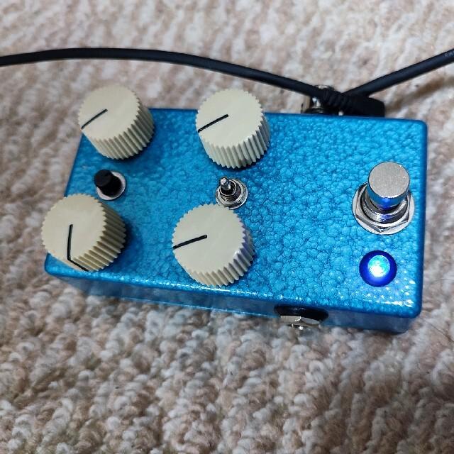 自作エフェクター Jan Ray Clip Mod ハンドメイドペダル 楽器のギター(エフェクター)の商品写真