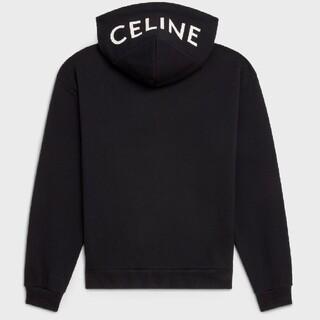 celine - サイズL 新品 celine セリーヌ スウェット パーカー