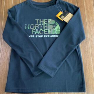 THE NORTH FACE - 新品 140cm ロンT