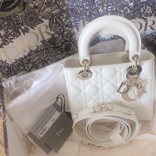 Christian Dior - 完売品 Dior レディディオール ハンドバッグ