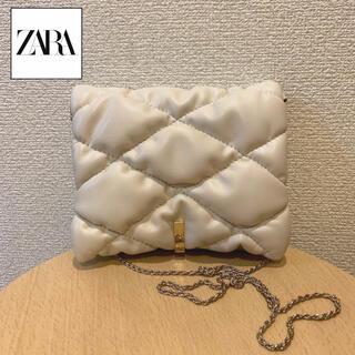 ZARA - ZARA ★ キルティング チェーン ミニ バッグ