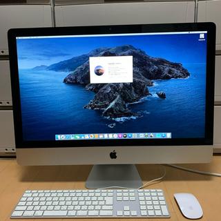 Mac (Apple) - Apple iMac 27インチ Core i7 メモリ32GB!A1419