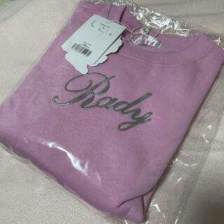レディー(Rady)のRady♡ちびRady♡ぷっくりRadyちびトレーナー S(Tシャツ/カットソー)