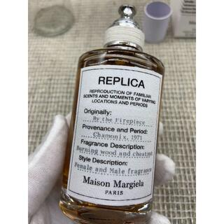 Maison Martin Margiela - 【新品】メゾンマルジェラ レプリカ バイ ザ ファイヤープレイス 100ml