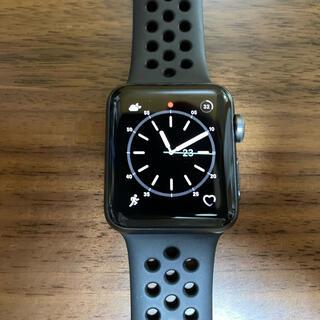 Apple Watch - Apple Watch series3 NIKE 38mm
